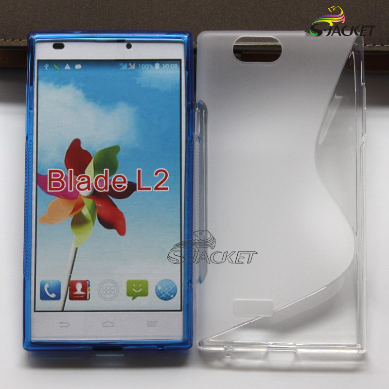 Zte/zte blade l2 s mobile phone sets shell protective shell cover slip tpu soft shell water sets