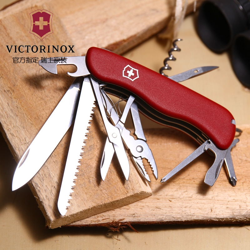 0.9043 counter genuine vickers original genuine swiss army knife victorinox knife multifunction knife