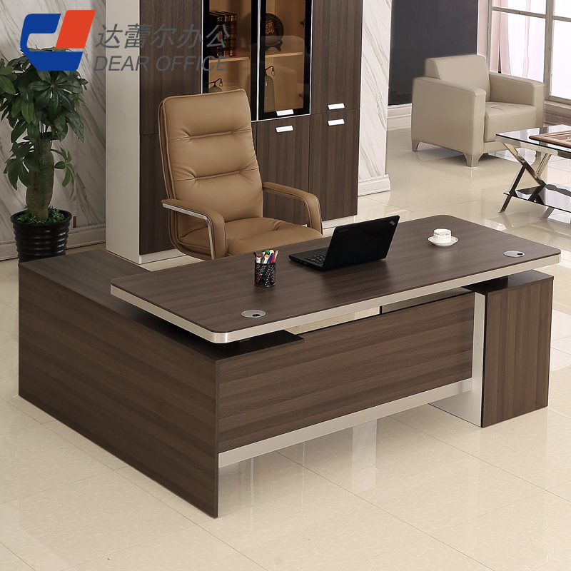 1.6 m 1.8 m boss desk desk desk modern office furniture boss desk desk desk manager in the tables and chairs combination