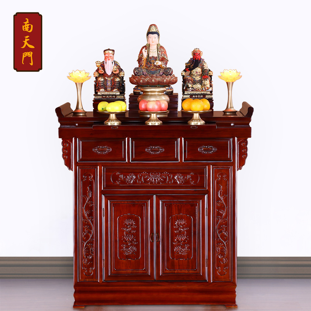 Buy 108 With Doors Fortuna Shrines Altar Shrines For Taiwan Buddhist Altar  Tables Buddha Buddha Temple Worship Guanyin Buddha Altar Table In Cheap  Price On ...