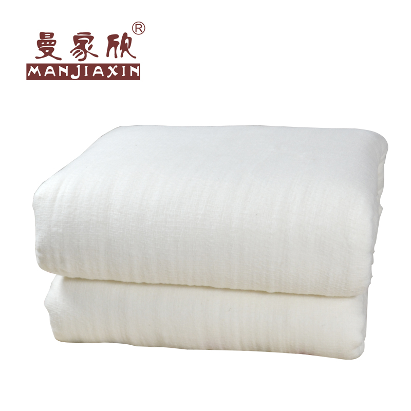 Man hin home xinjiang cotton quilt is batting pads are children mattress spring and winter quilt is the core of students