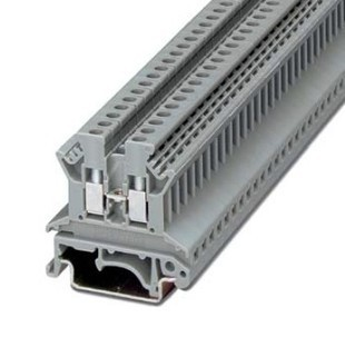Uk-2.5b rail terminal blocks terminal block combination rail terminal block connector 2.5 square
