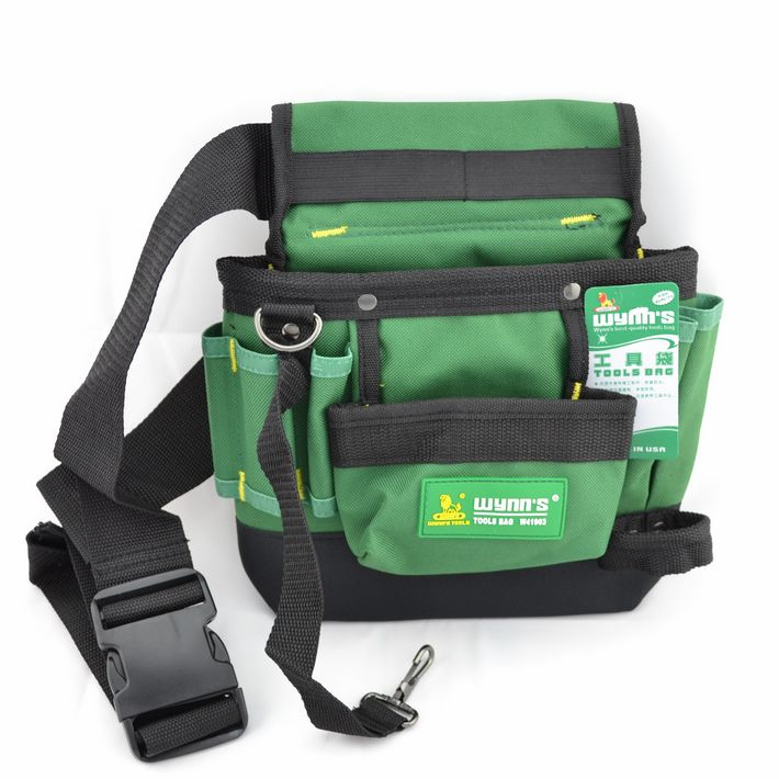 Wynns/power of the lion opening ceremony to strengthen the single hanging pockets electrician tool bag tool bag W41903