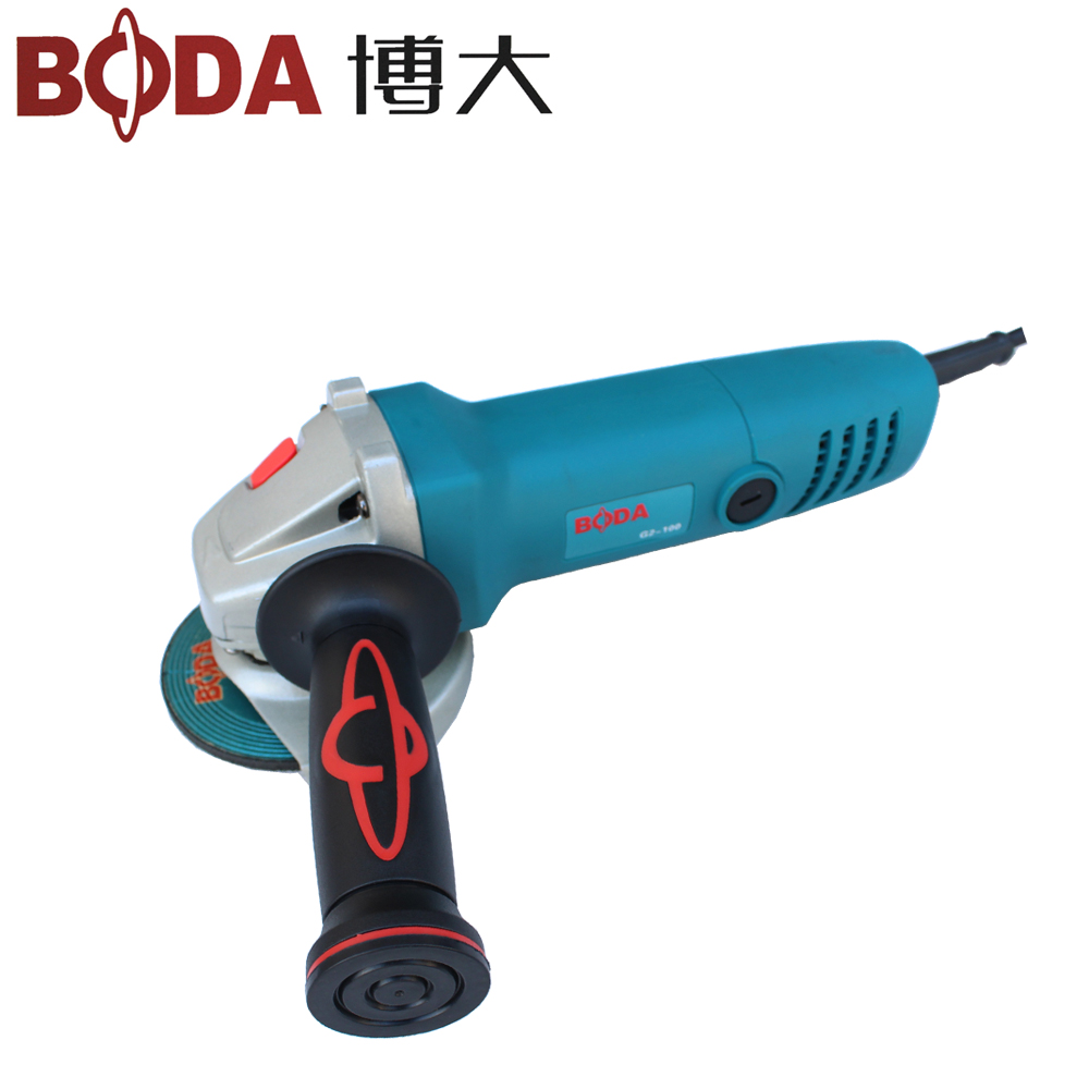 Boda g2-100 household handheld electric angle grinder angle grinder angle grinder grinding machine polishing machine