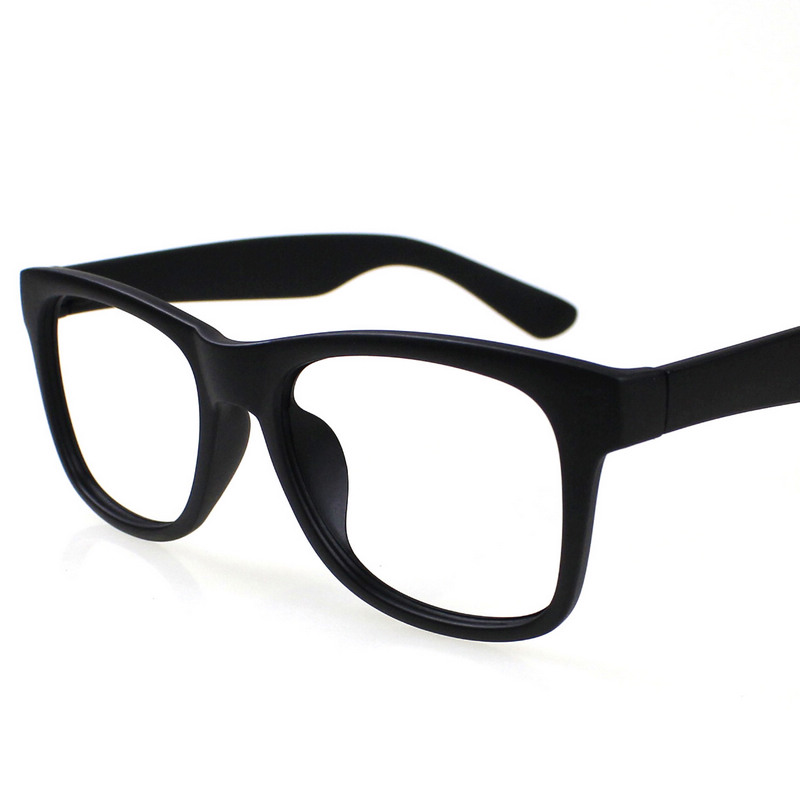 Rimmed glasses frame influx of men and women generic retro eye glasses frame eye box frames spectacle frames without lenses