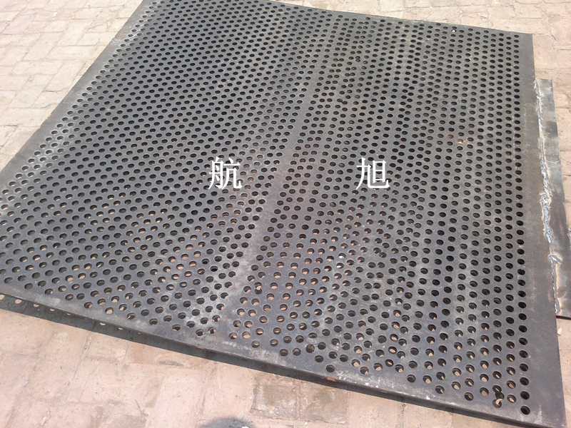 Galvanized perforated metal mesh aperture 1.2mm pitch 1.2mm, galvanized sheet punching, round hole mesh, perforated metal mesh