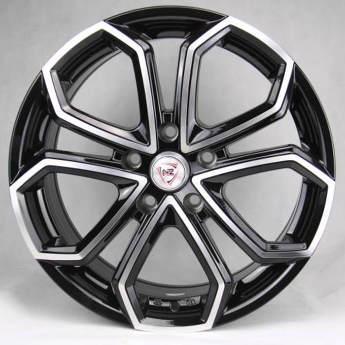 [World] f15 dual 5 pieces of car modification gestational aluminum alloy wheel rims rims 17 inch 18 inch