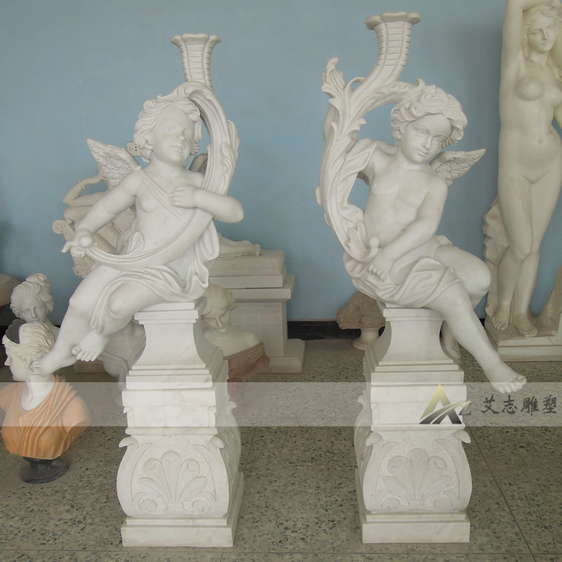 [Sculpture] yizhi ST11310 euclidian female sculpture figure sculpture sculpture custom marble sculpture
