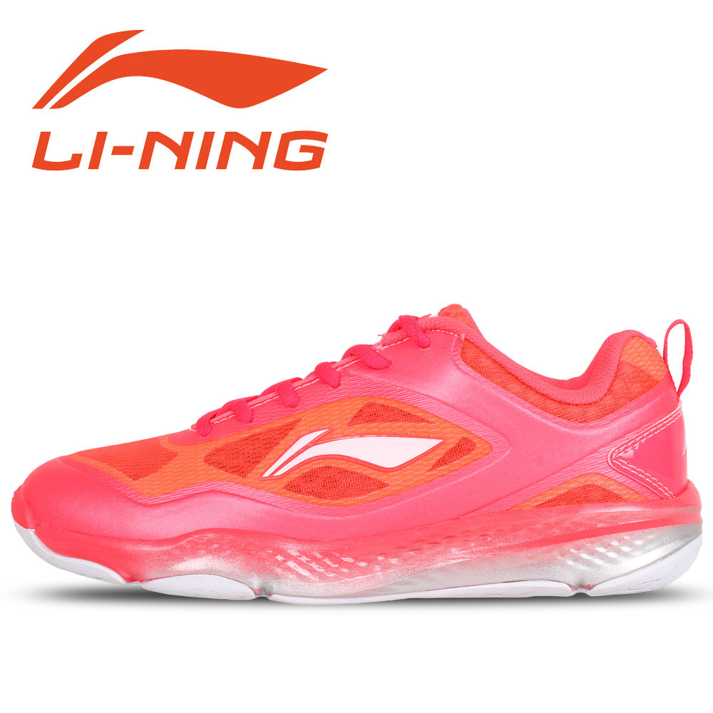 14 new counter genuine female models li ning badminton shoes badminton shoes feather shoes AYTJ0 64