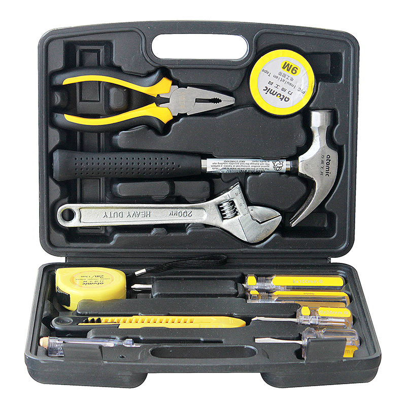 Force into the tool 12 household electrical tool kit household tool kit hardware tool set