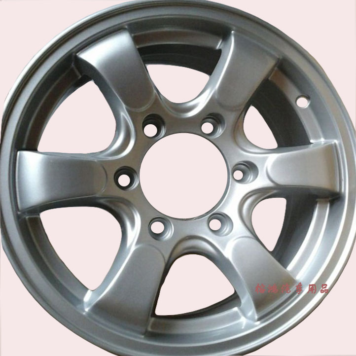 15 nissan rui qi dongfeng pickup inch aluminum alloy wheels rims wheels rims