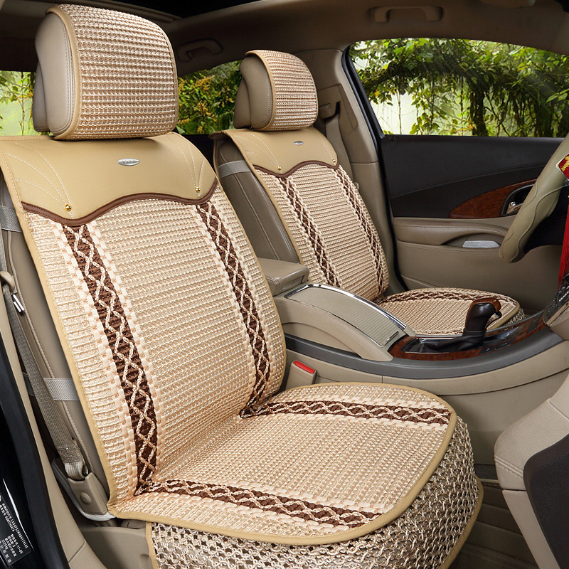 15 years of summer car seat cover seat cover hideo regal buick excelle weilang lang lang border line ice silk car kits car Seat cover