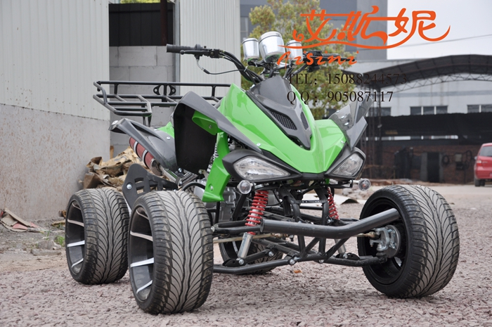150 big mars atv sport utility vehicle 14 four 12-inch aluminum wheels four atv motocross double aluminum row