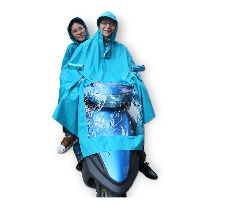 Paradise raincoat raincoat motorcycle bike electric car raincoat raincoat raincoat poncho increase couples shipping