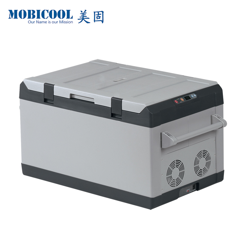 Mobicool WAECO80升portable car refrigerator freezer refrigerator compressor refrigeration amounted to 18 degrees under zero cf80
