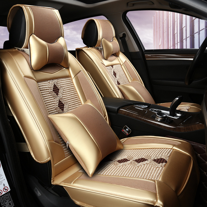 16 new seat cushion ice silk cushions ice silk cushion four seasons four seasons car seat car mats four seasons four seasons breathable car seat cushion