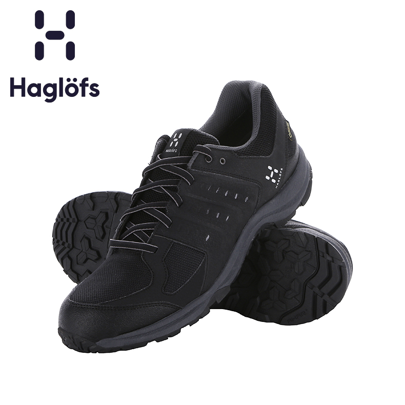 [16] the new haglofs matchstick men's outdoor waterproof breathable hiking shoes 49 7470