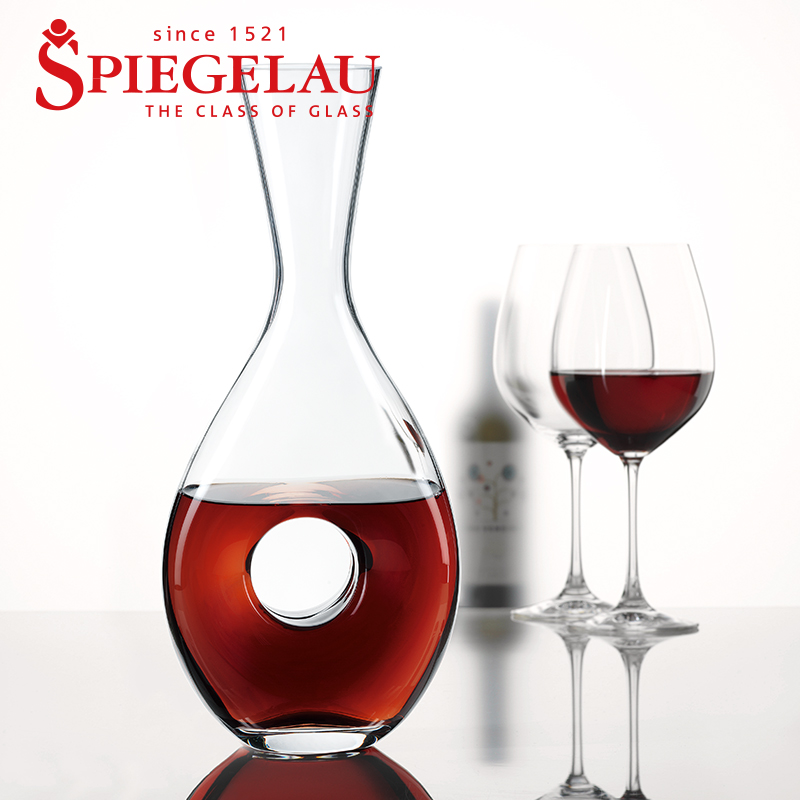 Le imported from germany spiegelau poetry cup waikoloa unleaded crystal wine creative wine decanters points flagon