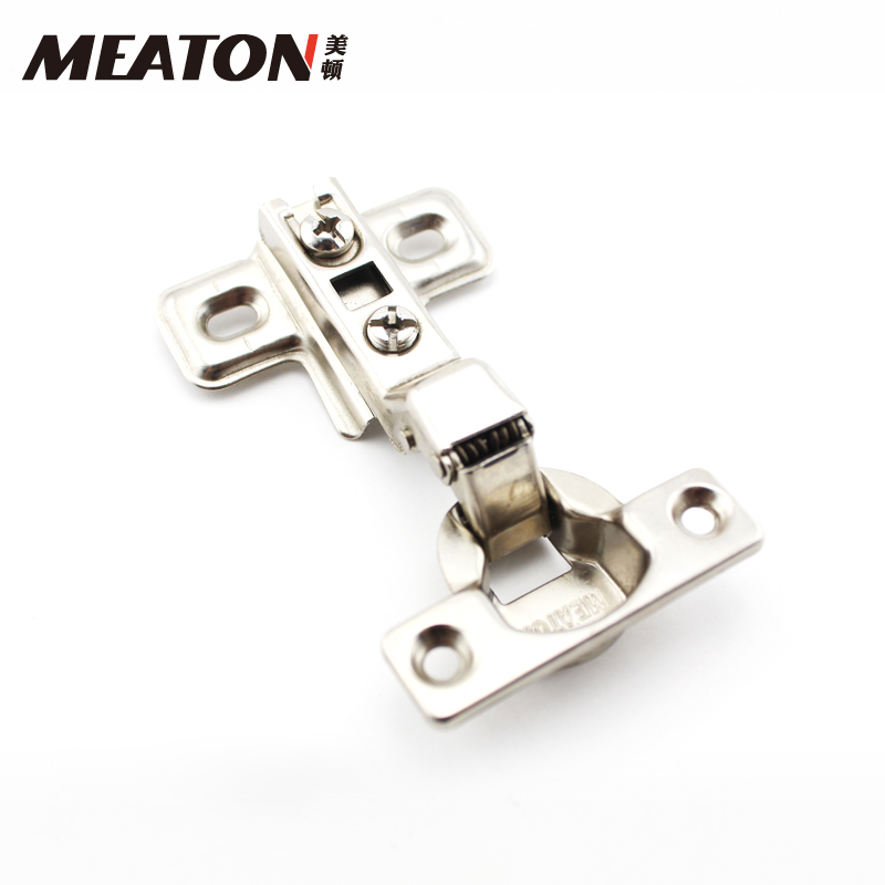 Hamilton meaton furniture hinge/spring hinge/small hinge bend half cover small curved hole 26mm