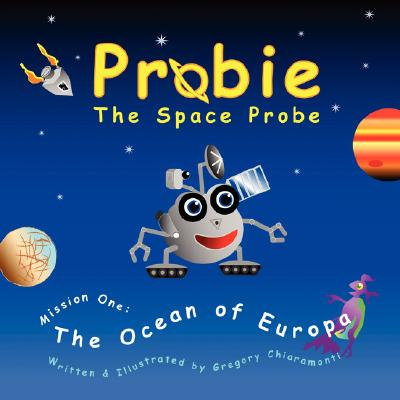 [Booking] probie: the space probe, Mission one: the ocean of