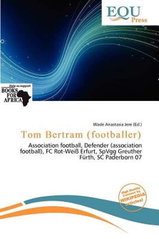 [Booking] tom bertram (footballer)