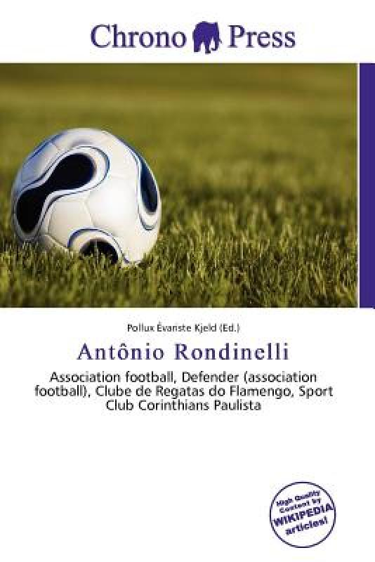 [Booking] ant ónio rondinelli