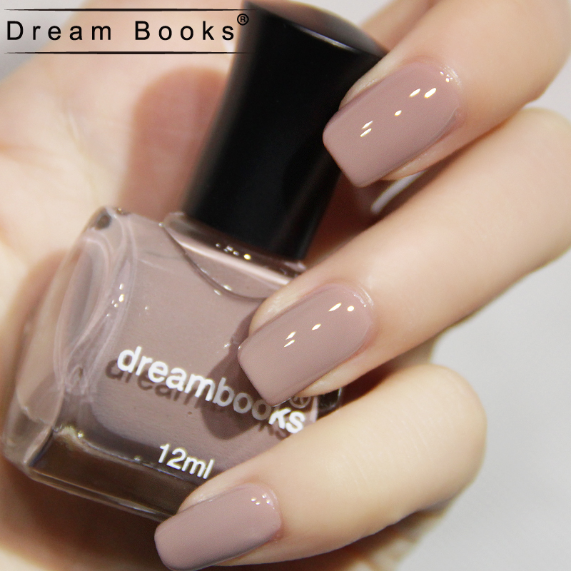 Buy Dreambooks Environmental Health Nonvenomous Grandmother Gray Nail Polish Was White Paint Light Milk Coffee Color 12 Ml In Cheap Price On Alibaba