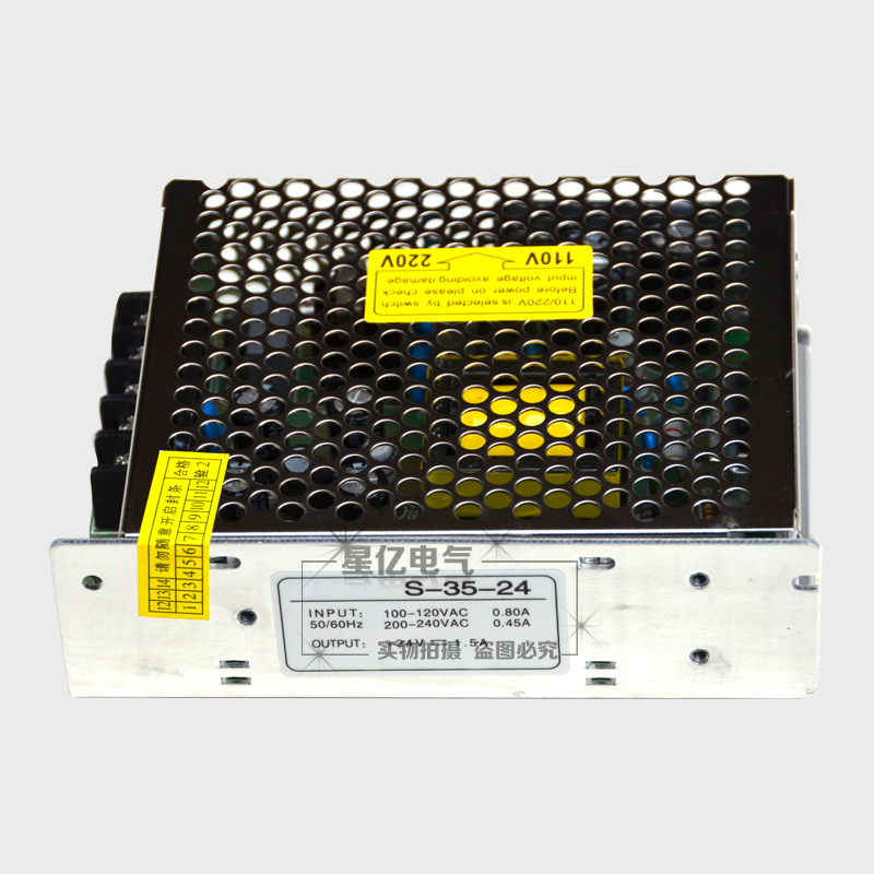 S-35w-12v led switching power supply 12 v 3a switching power supply turn dc12v power transformer