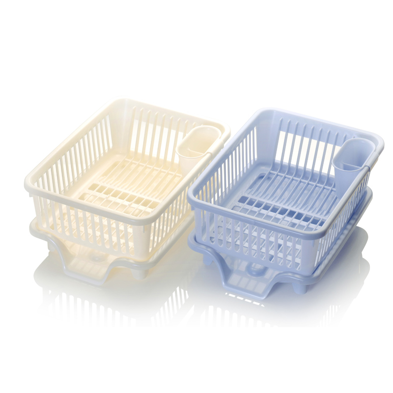 Japan imports drain rack dish rack kitchen shelf supplies drip dish rack dish rack storage rack NO.2