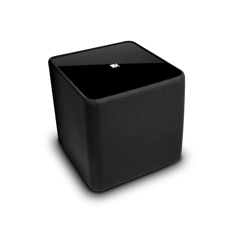 Kef KUBE-2 super active subwoofer home theater speaker hifi audio fidelity multimedia