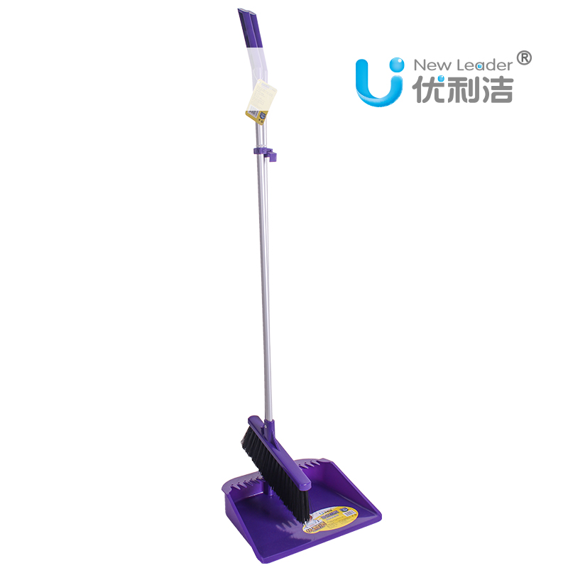 [Supermarket] lynx unisys clean elves drive dust broom broom broom dustpan combination