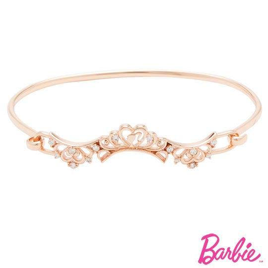 [Barbie] barbie barbie-my princess crown bracelet