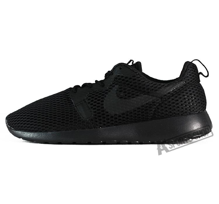new arrival a0c1a 388f6 Get Quotations · Nike (female) nike nike wmns roshe one br hyp black casual  shoes-83382600