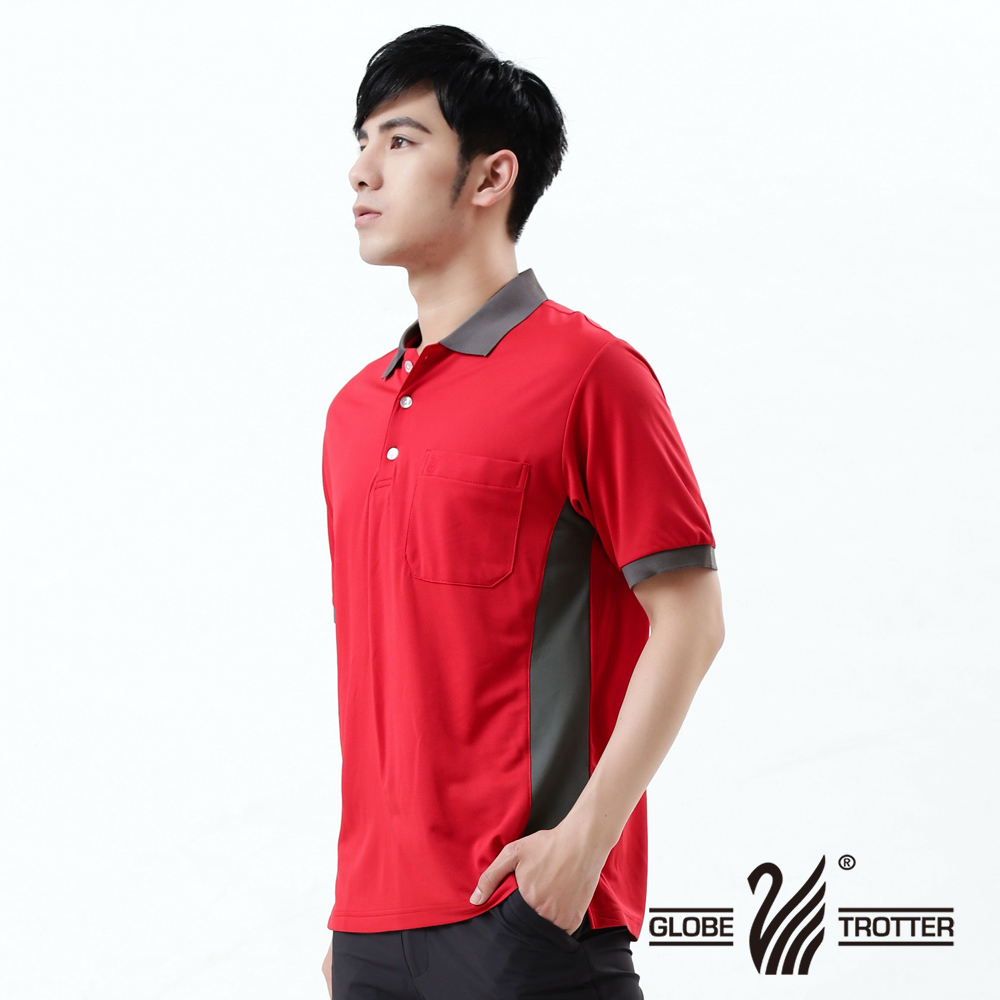 [Tour all over the world] mit s_1 polo shirts men's casual anti uv wicking function 38
