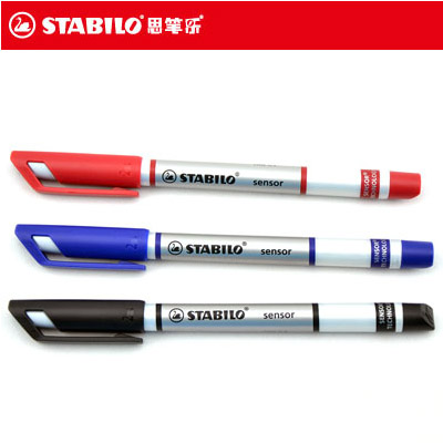 Swan stabilo think pen music 189 sensor 0.3mm gel pen gel pen pens pen pen conference