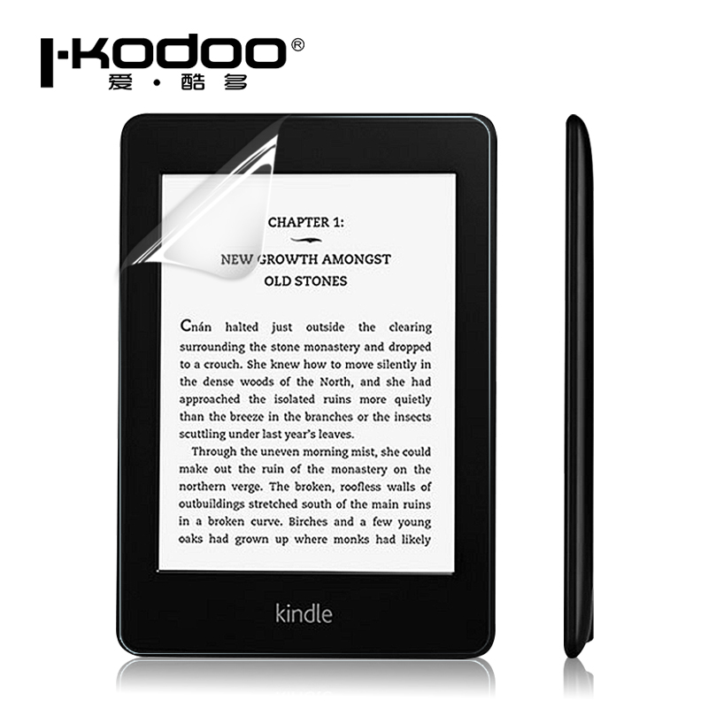 Love cool multi amazon kindle paperwhite6 screen scratch transparent film scratch protection film kfw