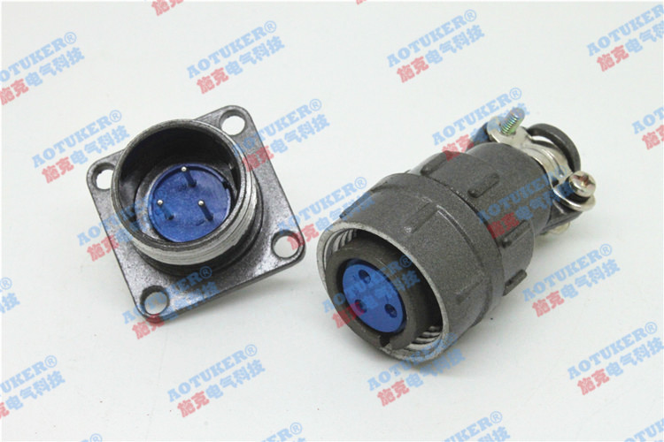 Aviation aviation plug connector cx16-3 core cx16z3fg1 circular connectors