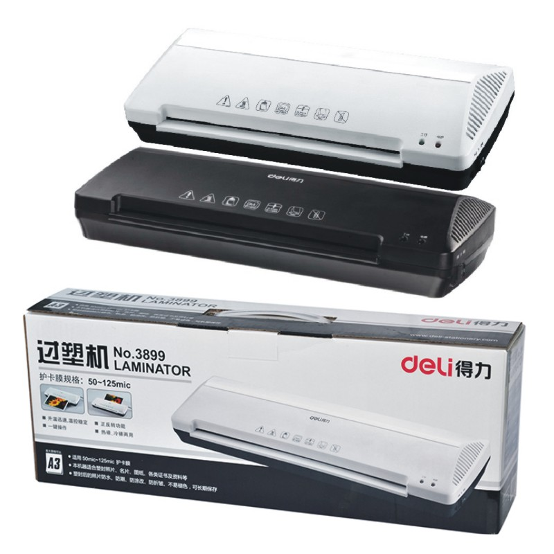 Deli a4 laminator laminator photo laminator deliÄ mini home office laminator cold laminating laminating machine new