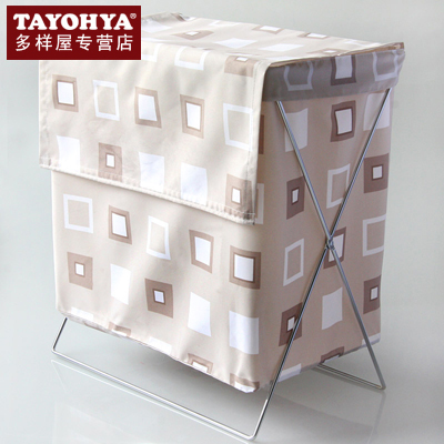 Tayohya diverse housing homocentric gretl waterproof mildew imported polyester laundry basket laundry basket storage baskets containing formwork