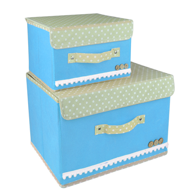 2 free shipping excellent qi jia japanese buttoned storage box toy storage box home finishing box storage box