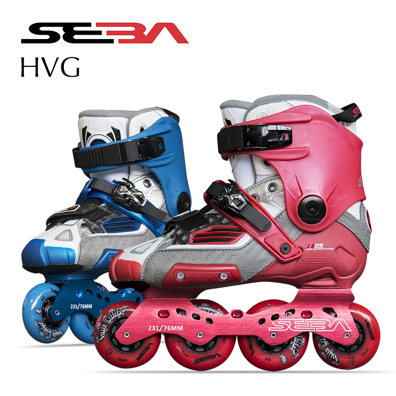 2014 models michael SEBA-HVG universal version hv level hua xie skate adult male and female inline skates free shipping
