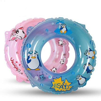 2015 models cute cartoon children swim ring lifesaving swim ring adult swimming laps swimming essential
