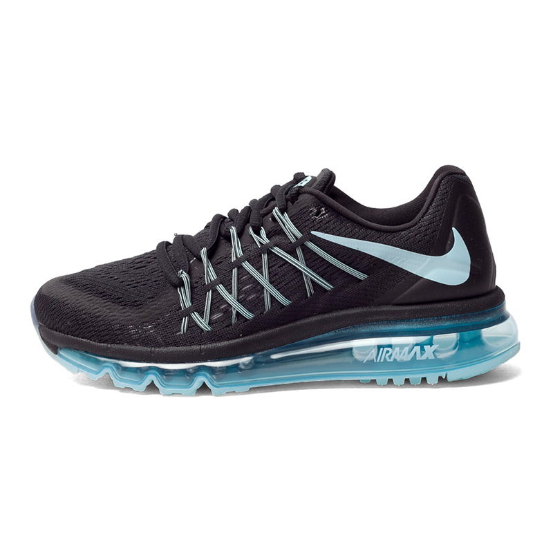 size 40 d5d36 57bb1 Get Quotations · 2015 new women s nike nike running shoes air max cushion running  shoes 698903-014-