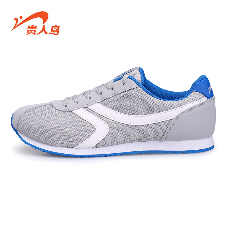 2016 new authentic men's sports shoes and elegant birds summer lightweight breathable mesh running shoes casual shoes
