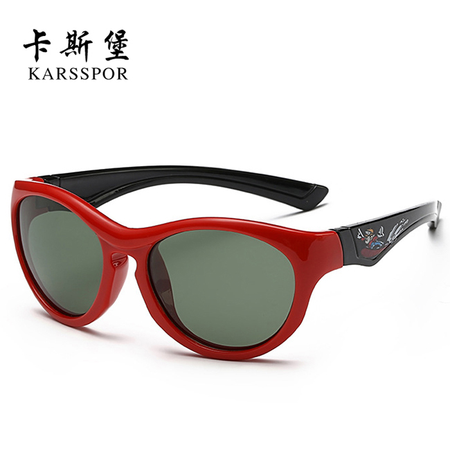45085b30ae Get Quotations · 2016 new boys and girls fashion cute children s sunglasses  polarized sunglasses child pretending to be cool