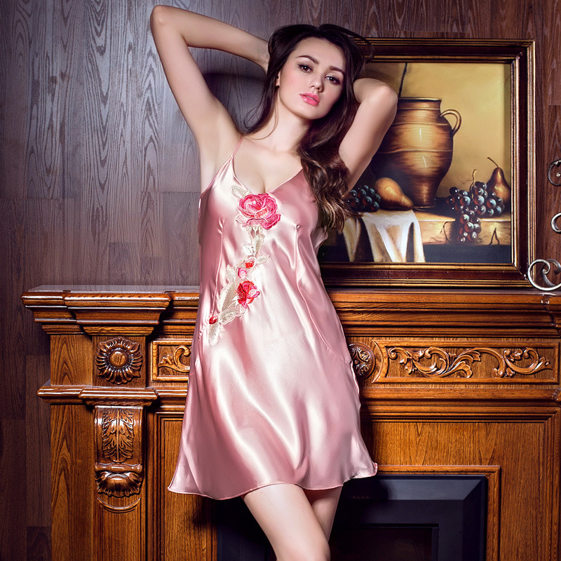 cf2287f19339 Buy 2016 new ms. thin models sexy pajamas princess sling spring and summer  sling lingerie sexy lingerie sexy sleepwear female in Cheap Price on  Alibaba.com