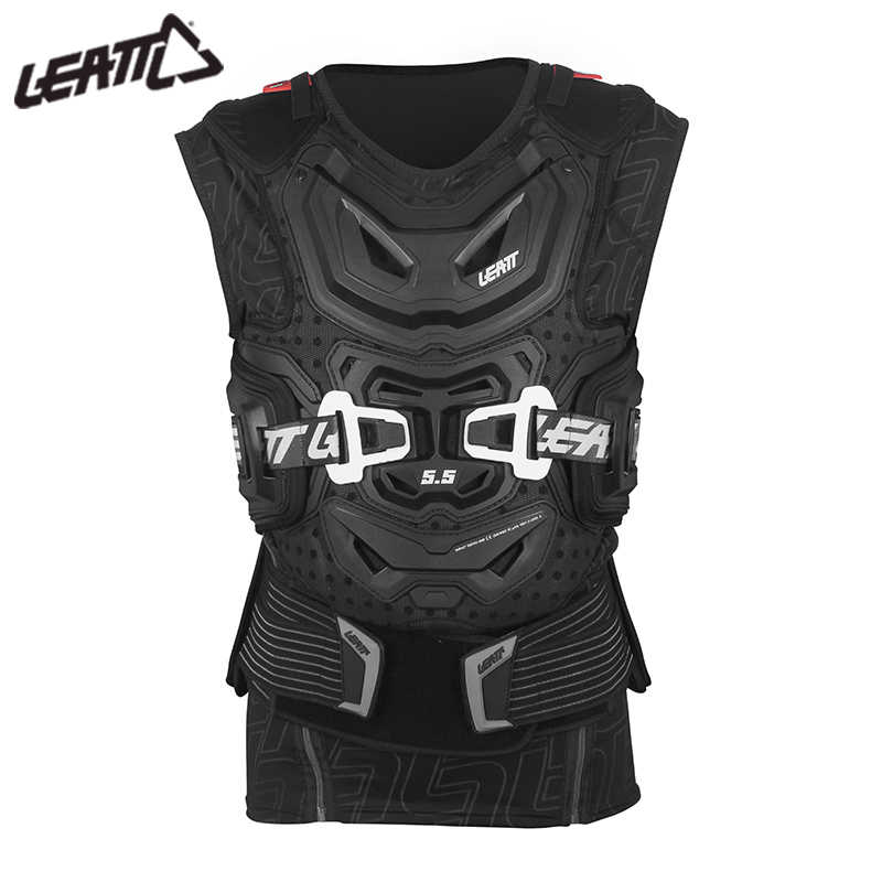 2016 of the new crushproof leatt brace motorcycle protective body armor vest vest 5.5
