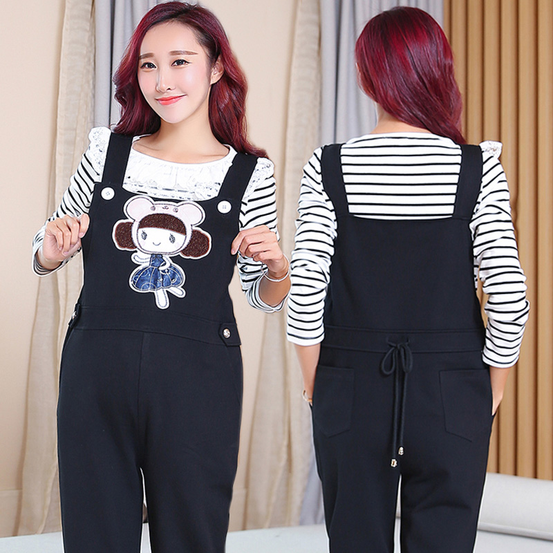 2016 of the new hi pregnant maternity overalls maternity pants fall and winter clothes pregnant maternity overalls pants trousers care of pregnant women pants autumn