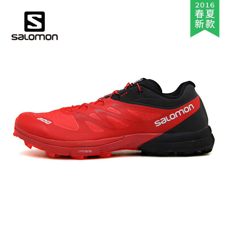 [2016] spring and summer salomon/salomon cross country running shoes neutral section 379457