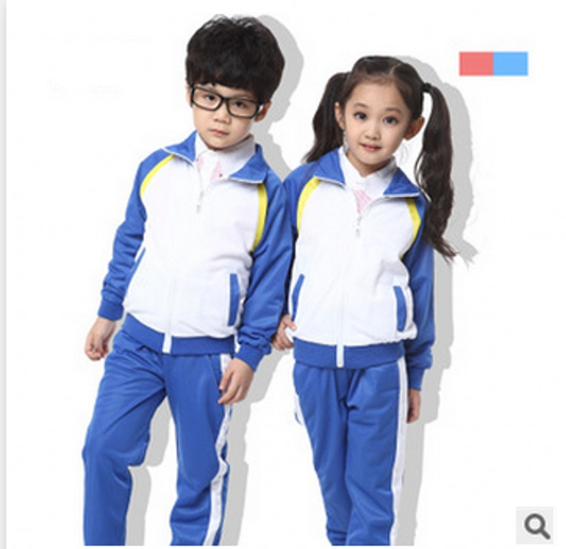 797d96f2cc2 Get Quotations · 2016 spring and winter new kindergarten serving primary  and secondary school uniforms school uniforms class service